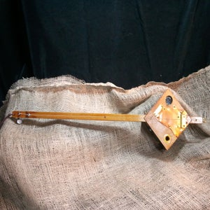 Image of One String Cigar Box Guitar #2