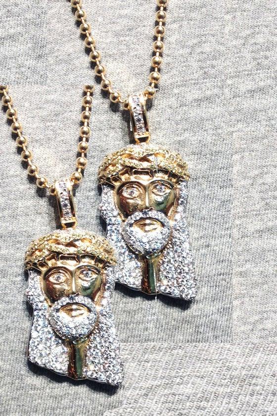 Image of Mini Jesus Head (full Set)