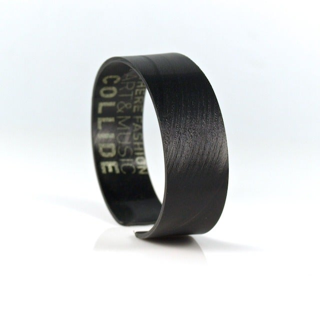 Image of Natural Record Band Bracelet