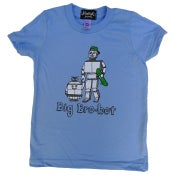 Image of Kids' Big Bro-Bot Tee