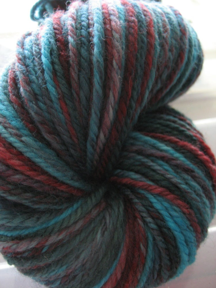 Image of Handspun Yarn: Hallows or Horcruxes