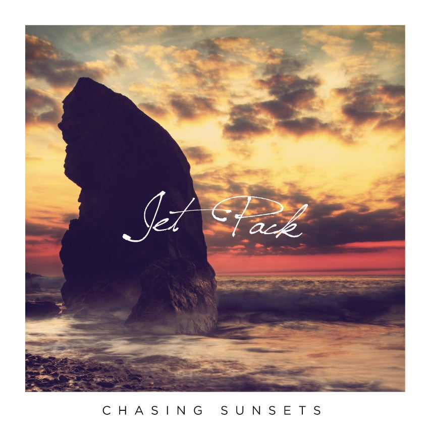 Image of Limited Edition Chasing Sunsets EP - £3