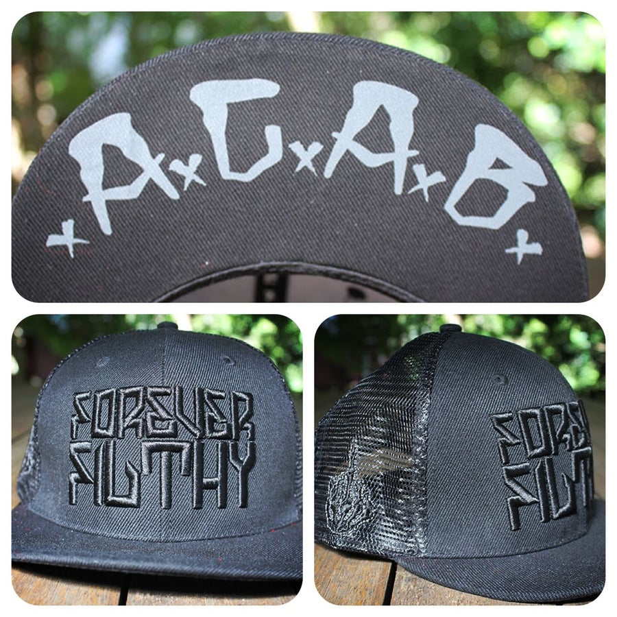Image of A.C.A.B Trucker hat