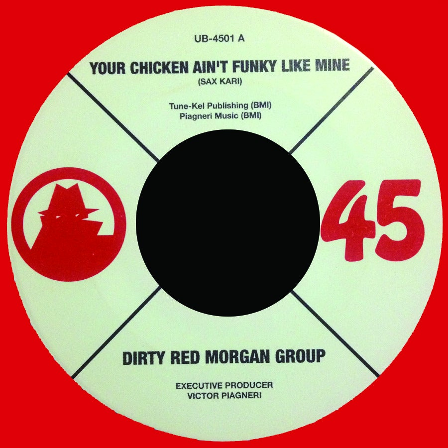 Image of UB4501-DIRTY RED MORGAN GROUP