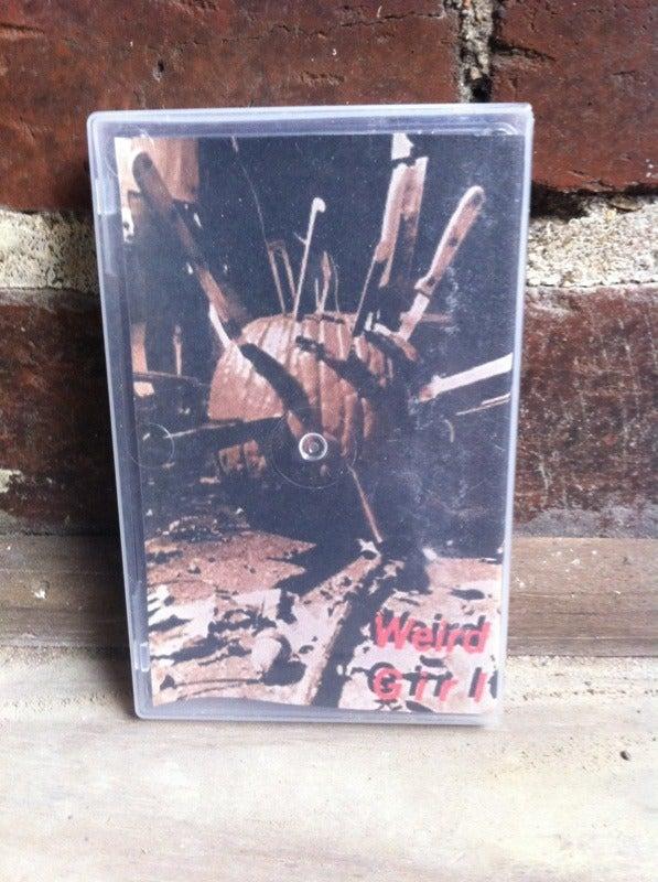 Image of 'Spooky/Scary' Single Cassette Tape