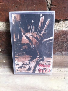 Image of 'Spooky/Scary' Single Cassette Tape