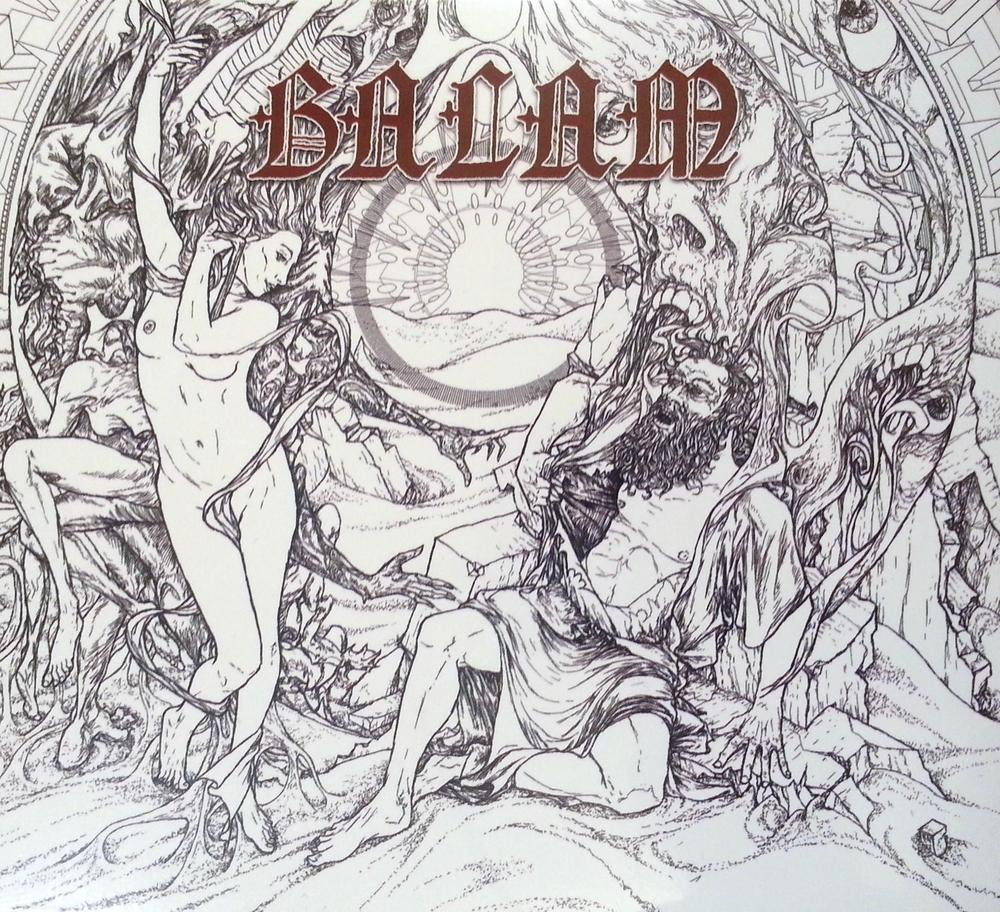 Image of BALAM CD