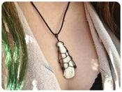 Image of Buffalo Tooth Necklace