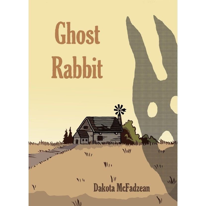 "Image of Dakota McFadzean ""Ghost Rabbit"""