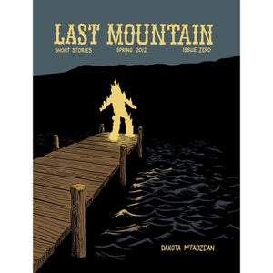 "Image of Dakota McFadzean ""Last Mountain #0"""