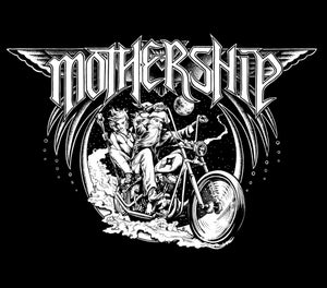 Image of Mothership Biker T-Shirt