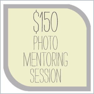 Image of Photo mentoring (90 minutes)