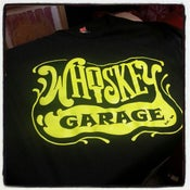 Image of Whiskey Garage 'Old Tyme' T-Shirt