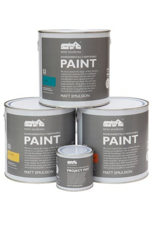 Image of Mini Moderns Environmentally Responsible Paint - CHALKHILL BLUE™
