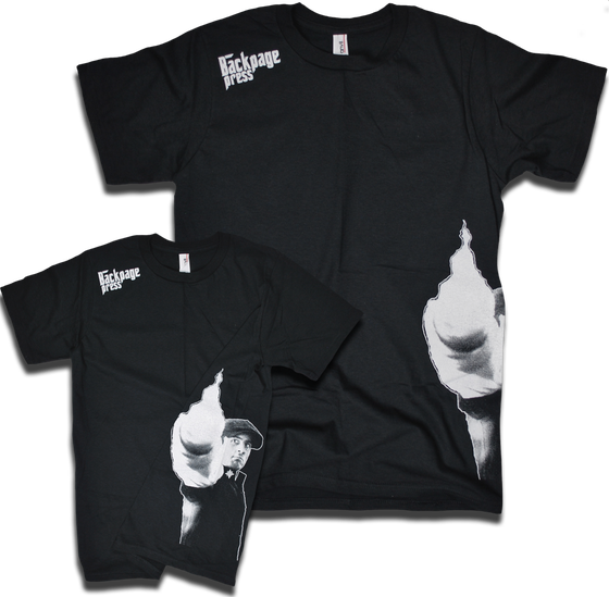 """Image of """"Don Vito"""" tee by Backpage Press"""