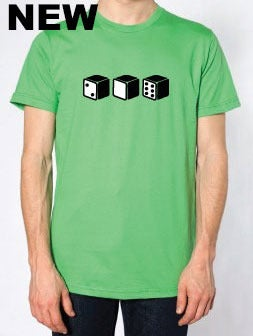 Image of Limited Edition- The 206 Dice Tee
