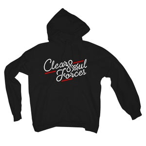 """Image of Clear Soul Forces """"Logo"""" Hoodie PRE-ORDER ONLY"""
