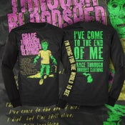 Image of I'VE COME TO THE END OF ME long-sleeved t-shirt