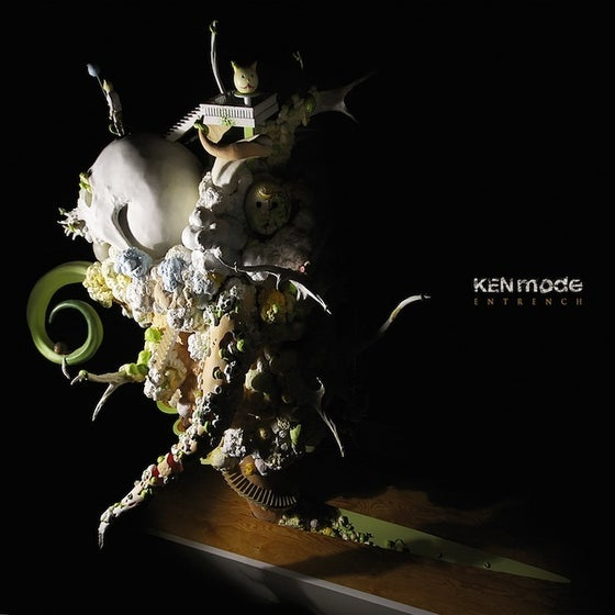 Image of KEN mode - Entrench CD