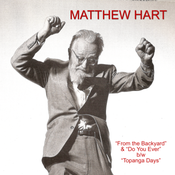 "Image of Matthew Hart - From the Backyard 7"" EP Standard Edition"