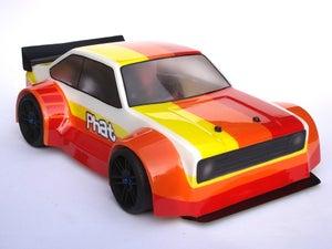 Image of 'Ford Escort Mk2' for Losi Mini 8ight, Carisma GTB, Schumacher LC Racing EMB-1