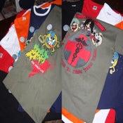 Image of ZOEBEAST Gore Dancefloor T-shirt/Girly