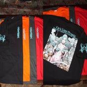 Image of :TEMOR Chantera pas-Version 1 T-shirt