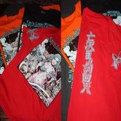 Image of :TEMOR Chantera pas-Version 2 T-shirt