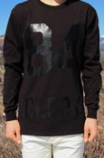 Image of George Orwell Zipper Shirt Black