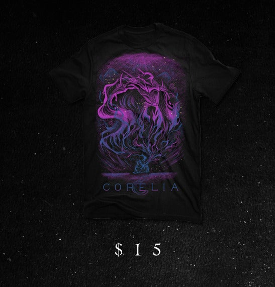 Image of 'Risen' T-Shirt (black)