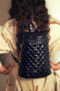 Image of Quilted Backpack