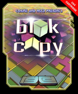 Image of Blok Copy (Commodore 64)