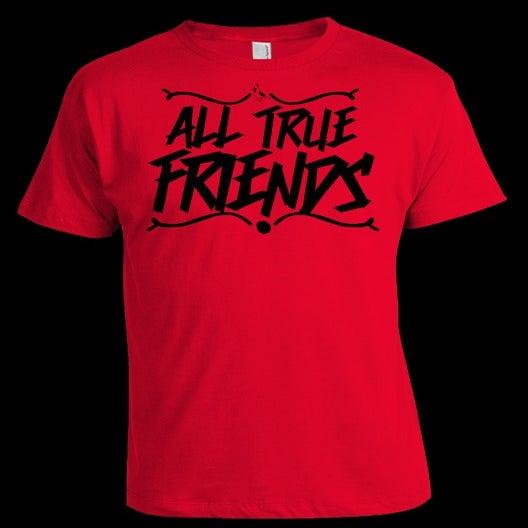all true friends all true friends t shirt. Black Bedroom Furniture Sets. Home Design Ideas