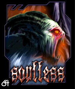 Image of Soulless (Commodore 64)