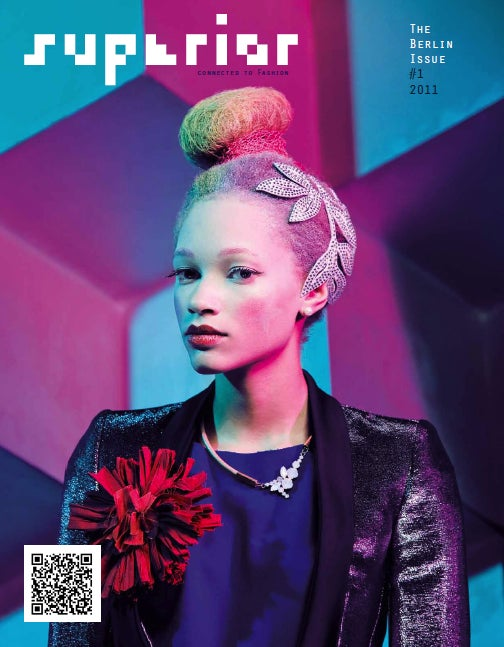 Image of SUPERIOR EDITION #1  -  The Berlin Issue