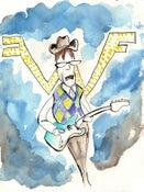 Image of Weezer at Bunbury 2012 Print
