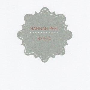 Image of Rebox EP [Vinyl]