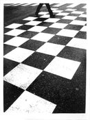 """Image of """"Crosswalk"""" Serigraph Poster (P1B-A0539)"""