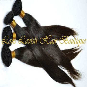 Image of Virgin Peruvian Hair (Straight) 300g/ 3 bundles & 400g/4bundles