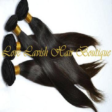 Image of Virgin Peruvian Hair (Straight) 300g/ 3 bundles & 400g/4bundles
