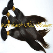 Virgin Peruvian Hair (Straight) 300g/ 3 bundles & 400g/4bundles