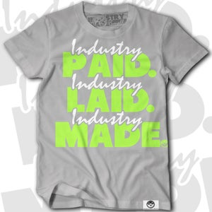 Image of Industry Paid Heather/Lime