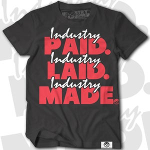 Image of Industry Paid Black/Red