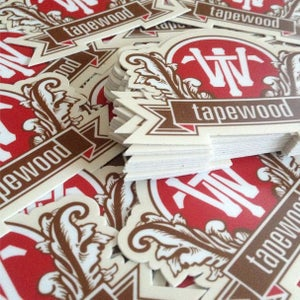 Image of Tapewood Sticker Pack
