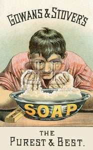 Image of Miners Soap - Washing Bowl