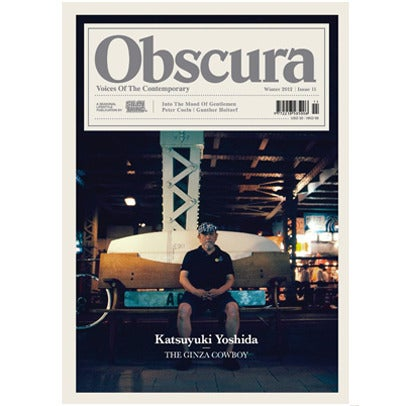 Image of Obscura Issue 11