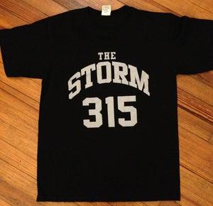 "Image of ""315"" T-Shirt (black)"