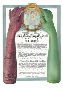 Image of Niagara Silk Mills - Niagara Maid Silk Gloves