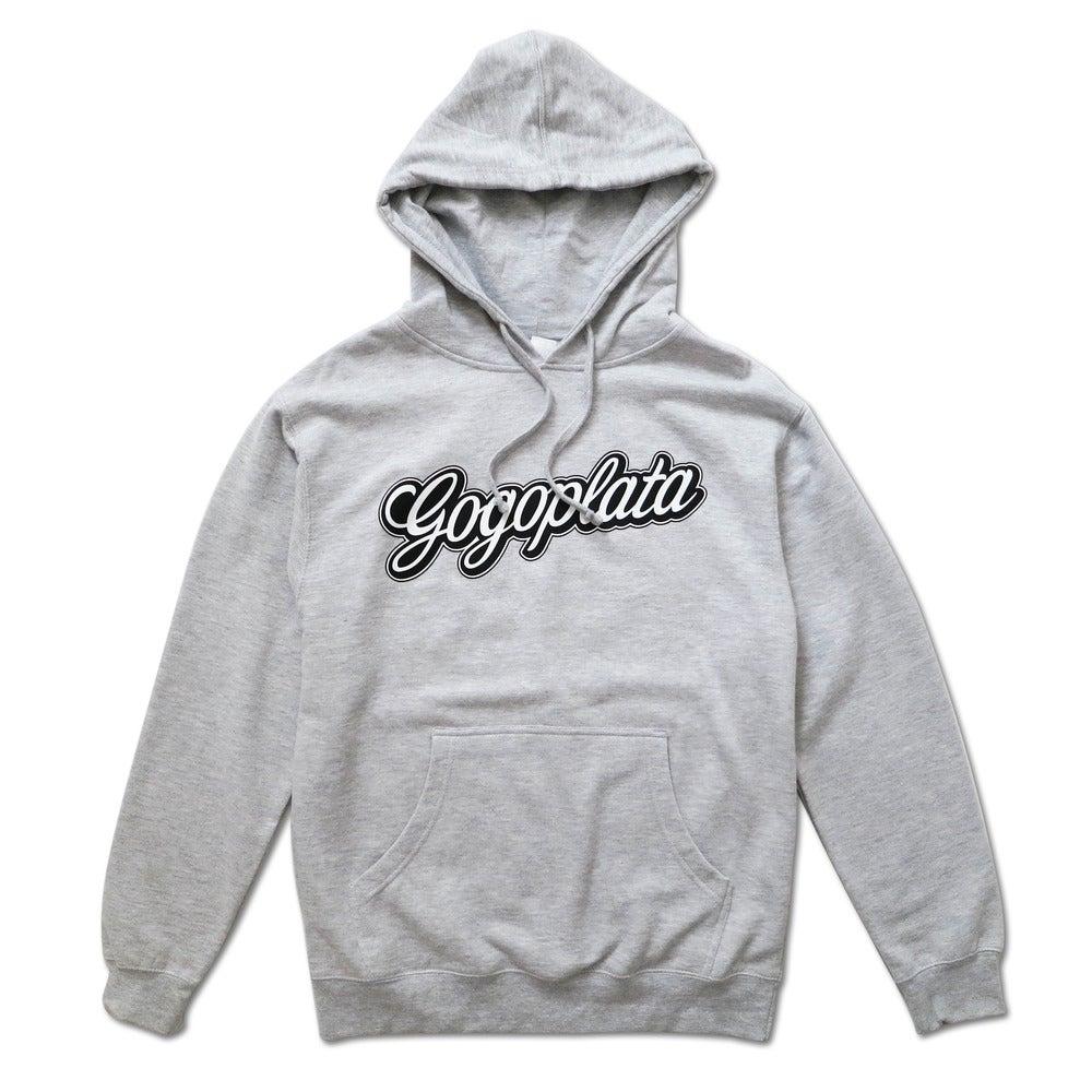 Image of Authentic Hoodie (heather grey)