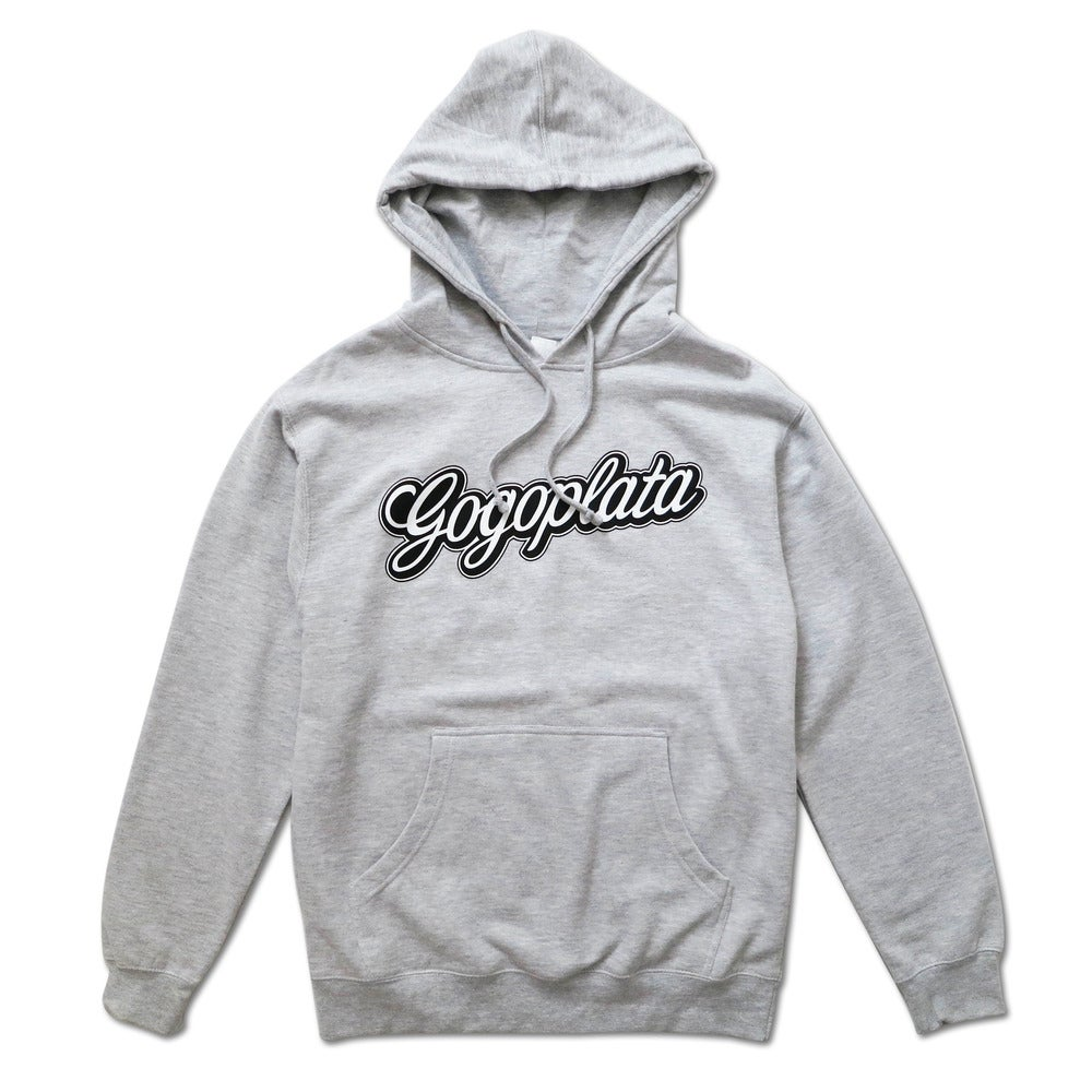 Image of Authentic Hoodie (heather grey)